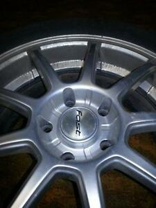 Winter Tires & rims  for sale 205/55R16 94H