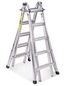 Multi Functional Ladder - Up to 22'