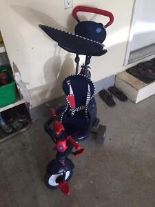 Trike - Star Navy  only for $60