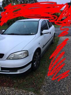 2001 Holden Astra 2001