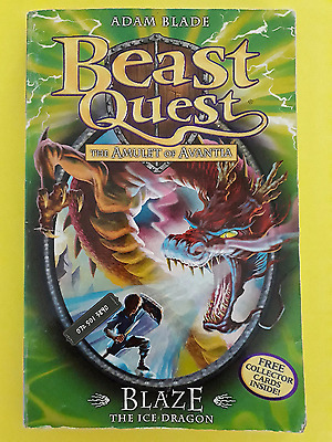 Beast Quest Cards Only.
