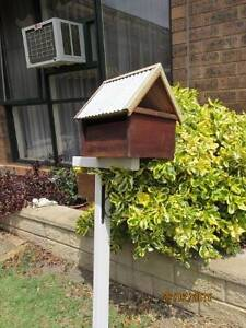 REDWOOD LETTER BOX Richmond Hawkesbury Area Preview
