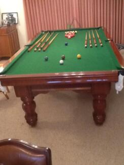 Pool Table &Accesories