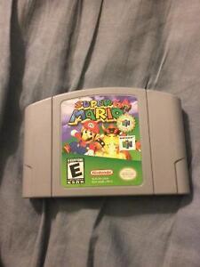 Mario Party 1 or 2  for Super Mario 64 *excellent condition*