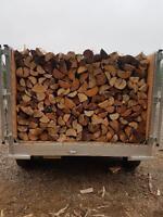 Cut Split Firewood