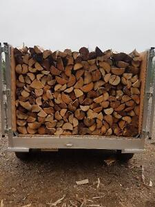 Cut Split Firewood