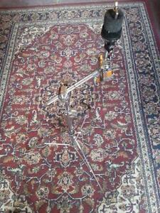 DW Cymbal Boom Stand