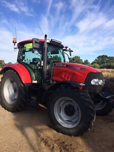 Case tractor with warranty Orange Orange Area Preview