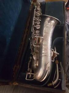 Saxophone Lewin artist Canberra City North Canberra Preview