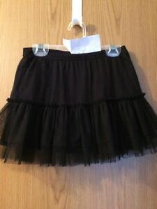 Black skirt size 5