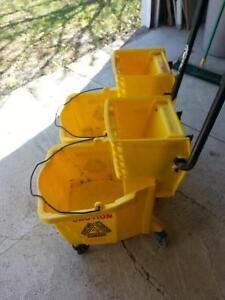 Mop Pail (Bucket) and Wringer