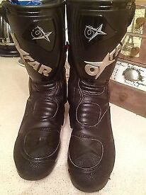Oxtar motocross/motorcycle boots