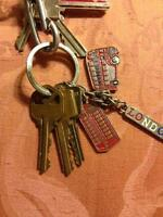 Reunite these keys with their owner!