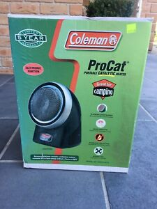 Coleman ProCat portable catalytic heater Emu Heights Penrith Area Preview