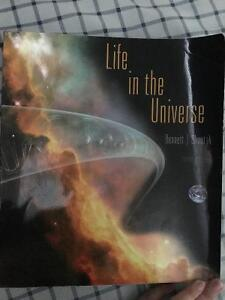 Life in the Universe - Third Edition Peterborough Peterborough Area image 1