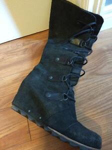 Sorrel Joan of Arctic Wedge Boots Windsor Region Ontario image 1