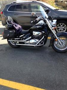 excellent condition motorcycle