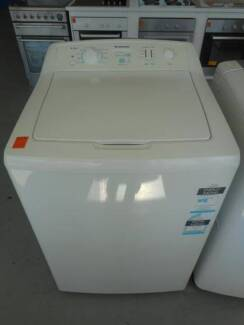 Second hand washing machine SIMPSON 7.5 KG TOP/LOADER (MWM 082)