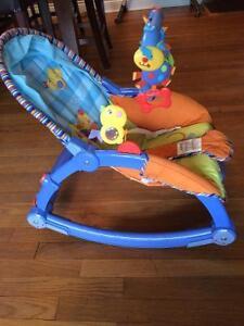 Fisher Price Rocker Infant to Toddler