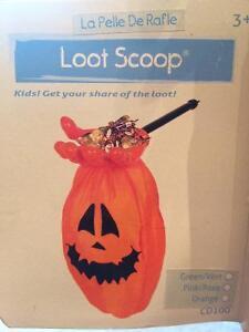 Loot scoop!