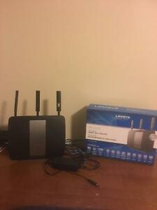 AC3200 Linksys Router Tri-Band