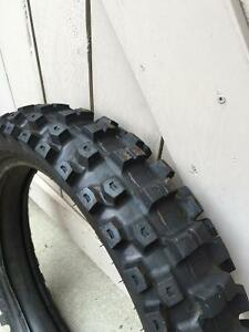 "Dunlop Geomax MX51 Dirt Bike Tire - Used 19"" Strathcona County Edmonton Area image 3"