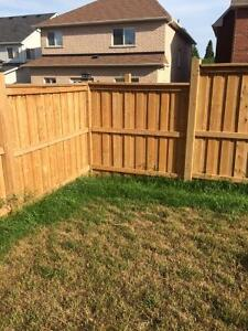 MB Construction- Fence's & Retaining Walls- will beat any price! Kawartha Lakes Peterborough Area image 3