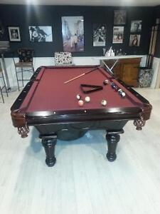 Selling Mint Condition Pool Table – All accessories included!