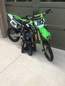 KX 85 Limited Monster Energy Edition