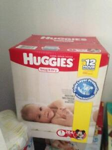 Pampers and Huggies All Sizes Cambridge Kitchener Area image 2