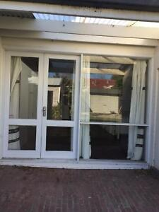 Double entrance door with framework PRICE REDUCED!!! St Kilda East Glen Eira Area Preview