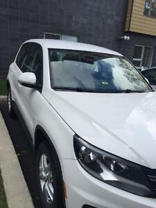 2013 Volkswagen Tiguan VUS- lease transfer with incentive!!