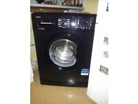 33 Beko WMB71231 7kg 1200 Spin Black LCD A+ Rated Washing Machine 1 YEAR GUARANTEE FREE DEL N FIT