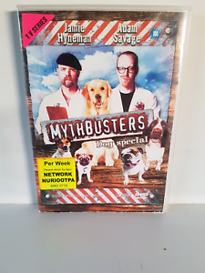 Mythbusters dog special Evanston Park Gawler Area Preview