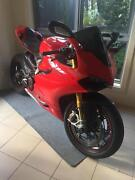 Ducati Panigale 1199 S Adelaide CBD Adelaide City Preview