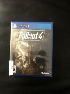 Fallout 4 for PS4 SEALED!