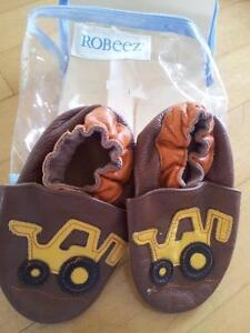 Robeez soft-soled shoes