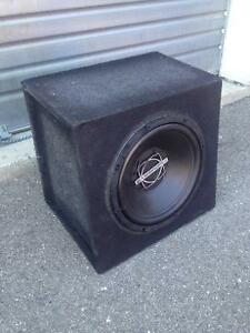 Bassworx sub in box only $20.00