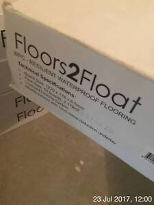 """""""BLONDE OAK"""" Vinyl Floorboards with backed 1mm underlay-BRAND NEW Taperoo Port Adelaide Area Preview"""