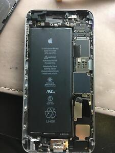 Express fix | iPhone 6 $65 | iPhone  7 , $149 glass replace