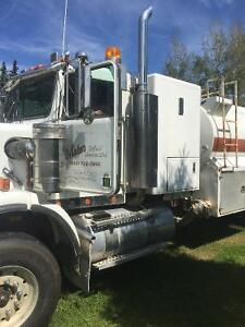 1997 Kenworth T800 Water Truck- ****BUILT FOR ICE ROADS****