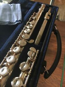 Flûte traversière yamaha