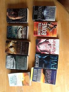 Variety of New York Bestselling Author Books