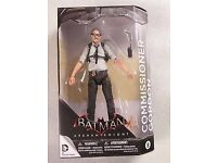"Batman Arkham knight ""commissioner Gordon"""