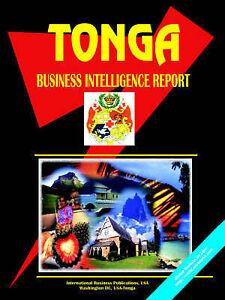 NEW Tonga Business Intelligence Report by Ibp Usa