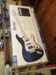 New electric guitar