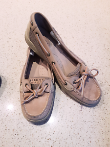 Sperry top-sider ladies slip on boat shoes. Size 8 Kilsyth South Maroondah Area Preview