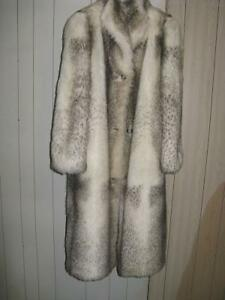 Imitation Fur Coat