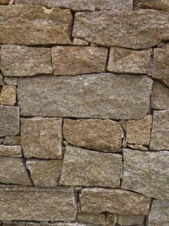 Dry Stone in Panel Form. Easy DIY Install! Half the Price!