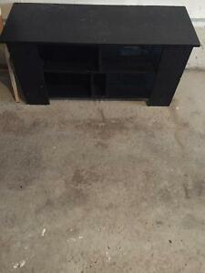 TV stand for sale in dark brown color